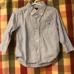 18-24 month Baby Gap button down shirt